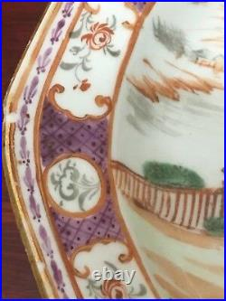 Chinese Qianlong Export small decorative plate